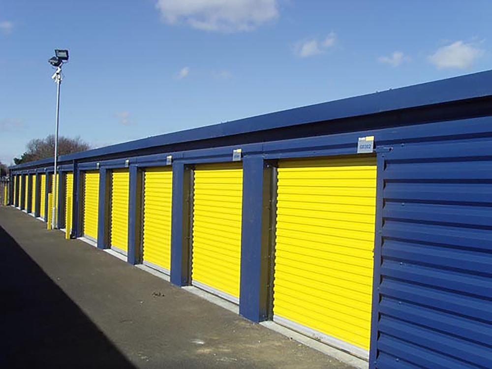 Self storage building companies melbourne