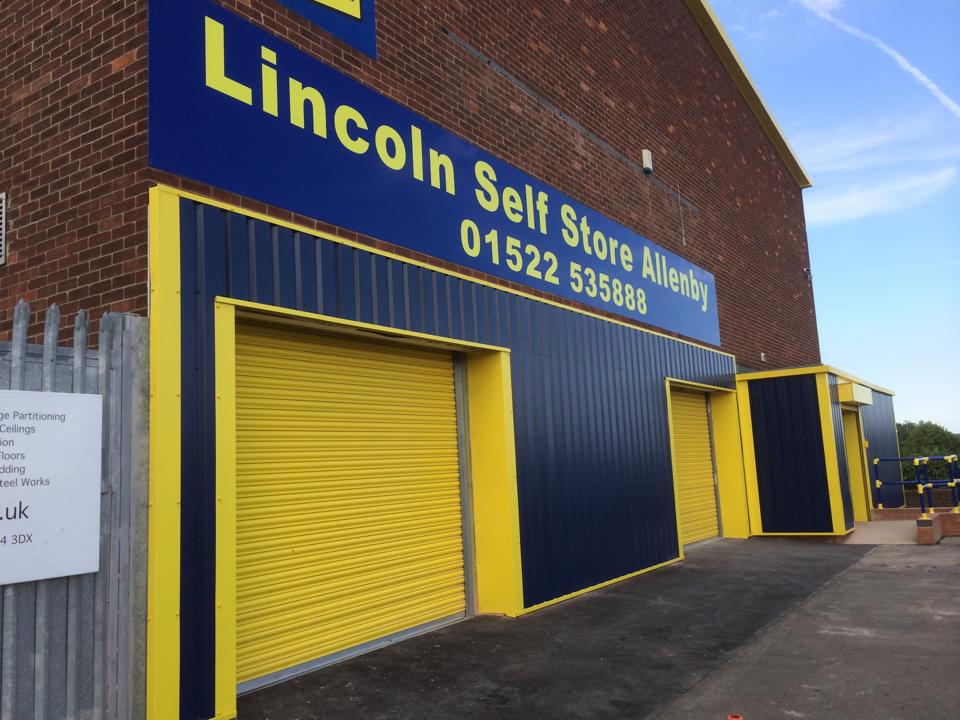 Partitioning Services Limited - Self Storage Contractor
